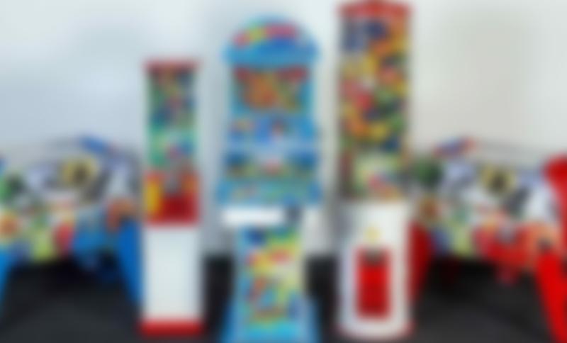 Speeltoestellen & automaten